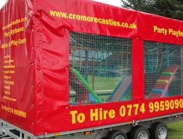 Mobile Soft Play Unit