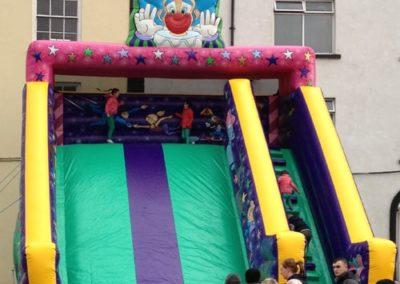 Clown Event Slide