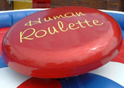 Human Roulette Wheel