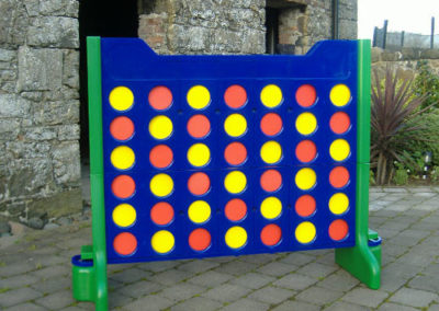 Giant Connect 4 Party Game
