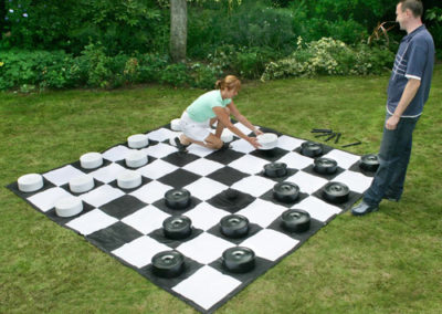 Giant Draughts Hire