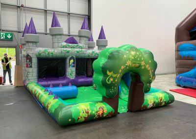Deluxe Toddler Playzone