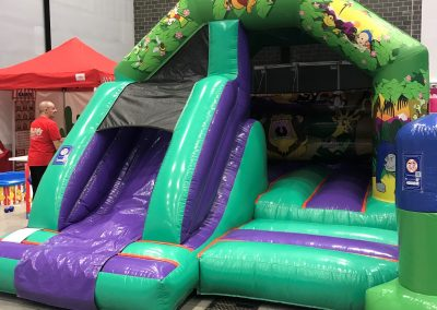 Box and Slide Castle