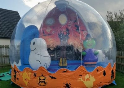 Halloween Globe 5