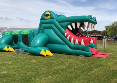 Crocodile Assault Course