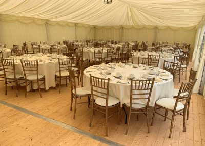 Wooden Tables and Chairs to Rent